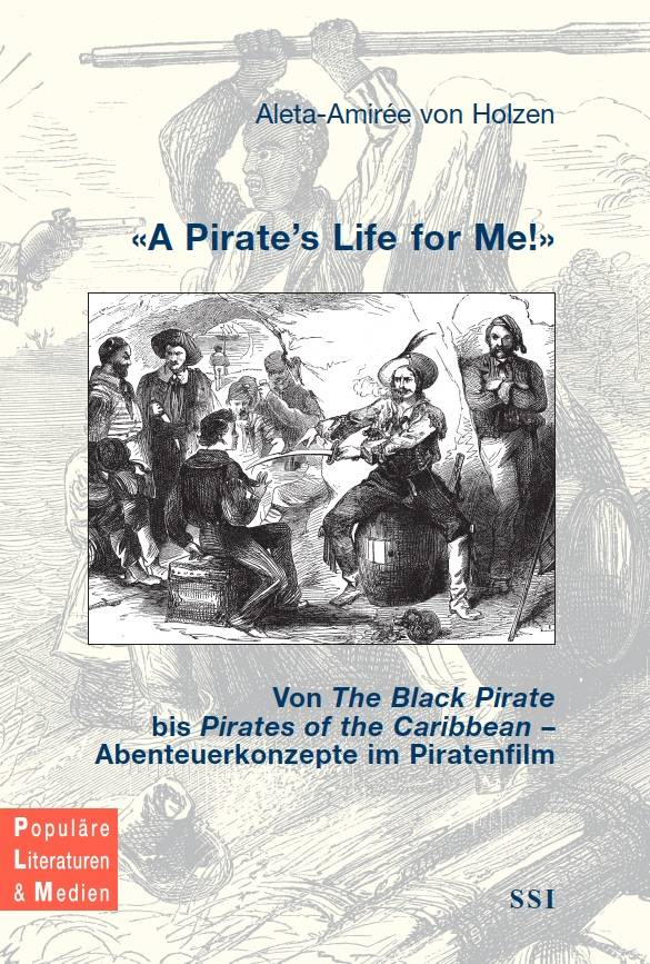 "Cover ""A Pirate's Life for Me!"""